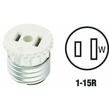 Lampholder Outlet Socket Adapter by Leviton 125
