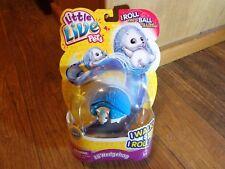 2015 Moose Toys-Little Live Pets-Lil' Hedgehog Snowbie Figure (New)