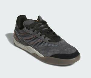 Adidas Copa Nationale Skate Shoes - Grey/Core Black/Metal Grey Sz 9.5 FV5950