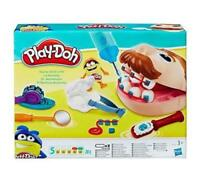 Hasbro B5520 Classic Play Doh Play Dentist Doctor Electric Drill and Fill Set