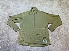 Polartec USMC FROG Grid Fleece, Coyote, Sz: Large Regular