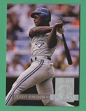 1994 Donruss Special Edition Rickey Henderson Toronto Blue Jays #19 (KCR)