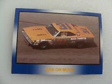 MAN on MOVE - JIM VANDIVER - DODGE - CARD #226 -TG RACING'91 Masters of Racing