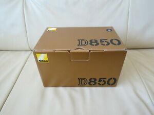 Brand New Nikon D850 Digital SLR Camera (Body Only)