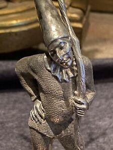 Buccellati Sterling Silver Figure