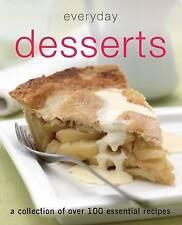 Everyday Desserts, , New Book