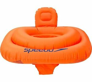 SPEEDO BABY SWIM SEAT INFLATABLE 0 - 2 YEARS OLD FLOAT CHAIR SWIMMING POOL