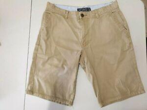Jay Jays Boys Shorts W30 Slim Coffee Colour 98% Cotton Shorts