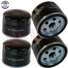 4 Pack Oil Filter For Briggs & Stratton 492932 4154 492056 492932S 695396 696854