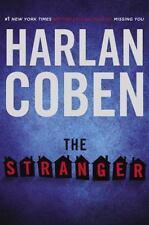 The Stranger by Harlan Coben (2015, Hardcover) USED