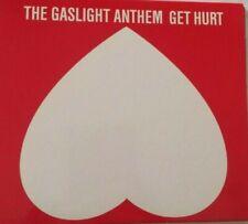 "THE GASLIGHT ANTHEM ""GET HURT"" CD DIGIPACK Virgin EMI records – 3791184"