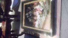 salon miniature incrusté de nacre
