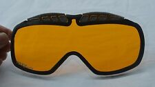 2014 WOMENS ROXY BROADWAY REPLACEMENT LENS $35 amber USED goggles anti fog
