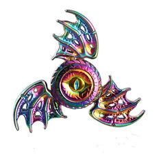 Devil Eye Hand Spinner 3 Dragon Wings Fidget Focus EDC Toy Against Stress WWS