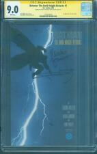 Batman The Dark Knight Returns 1 CGC 2X SS 9.0 Frank Miller Janson 1st Pr 1986