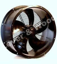 Duct Fan 450mm, 1 phase, 4 pole. Kitchen Extraction, Ducting.