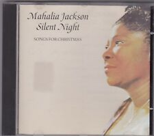 Mahalia Jackson  # Silent night : songs for Christmas #  CD USATO Ex/Ex