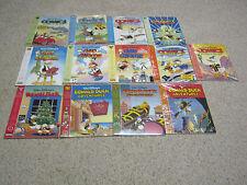 Gladstone Walt Disney Carl Barks Donald Duck Gyro Comics lot (13) many sealed!