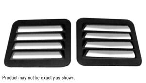 71-96 Chevrolet Full-Size Van ASTRA HAMMOND Textured ABS Rear Window Louver