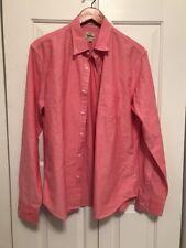 J.Crew Slim American Pima cotton oxford shirt, LARGE, NEW