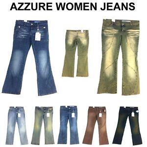 Vintage, Unik one of a kind Assorted Azzure Women's Denim Jeans limited Size