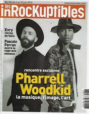 LES INROCKUPTIBLES 4/06/2014 PHARELL WILLIAMS vs WOODKID