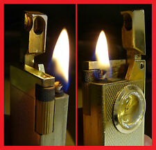 Briquet essence Rivo Montre Drimex Swiss Made - RARE - vintage lighter Feuerzeug