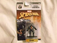 "Marvel Spider-Man  2"" Nano Metalfigs MV34 Venom 2017 Jada Toys"