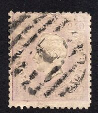 Portugal 1873 stamp Mi#44xB used CV=1800$