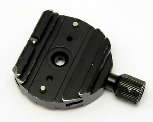 ARCA SWISS OEM 60mm quick release clamp from a Classic C1 cube gear head