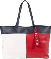 Tommy Hilfiger Damen Handtasche, Tote, Shopper Bag