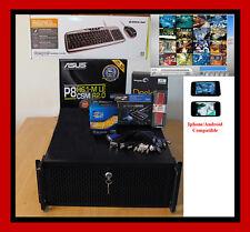 8 Tb 32 Ch Geovision Nvr/Dvr Gv-800 (v8.7) Best Feedback Gv-800s! Quad Core i5