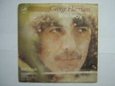 GEORGE HARRISON 45 TOURS HOLLANDE BLOW AWAY