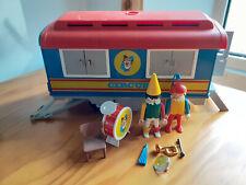 Playmobil 3477 Circus Clown Trailer