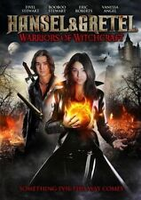Hansel and Gretel: Warriors of Witchcraft (DVD, 2013)