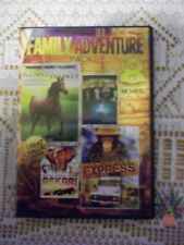 Family Adventure Pack: 8 Movies (DVD, 2014, 2-Disc Set)