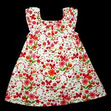 NWT GYMBOREE Girl Social Butterfly Spring Summer Dress Twins Easter 18-24 Months