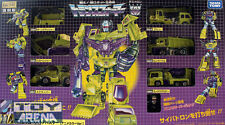 Transformers Encore 20A G1 Devastator Anime Animated Color Constructicon Takara