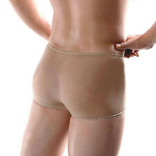 Carneous Pantyhose Underwear Seamless Boxer Brief One Size for Men Women