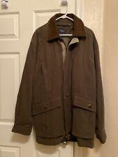 Mens Turnbury Winter Coat.. Size XL
