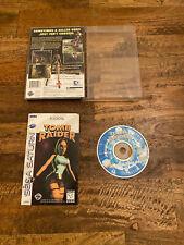 Tomb Raider Sega Saturn Cib