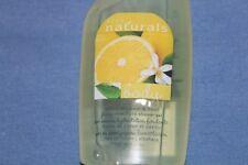 NEW - AVON Naturals Lemon Blossom & Basil - Shower Gel  5oz.