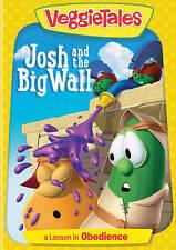B2 NEW VeggieTales - Josh And The Big Wall! (DVD, 2015) BRAND NEW FREE S/H