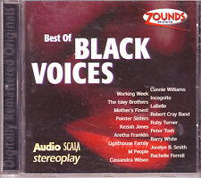 Zounds-Audio scala STEREOPLAY-Best of Black Voices-RARE Audiophile CD 1998