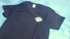 Royal Enfield Motorcycle Black T-Shirt Cotton NEW