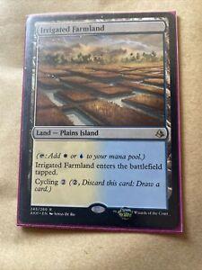 Irrigated Farmland ~ Amonkhet [ NearMint ] [ Magic MTG ]