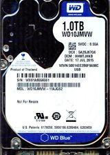 WD10JMVW-11AJGS2,  HHMTJHKB  USB 3.0   WESTERN DIGITAL SATA 1TB  WX61  JUL 2015