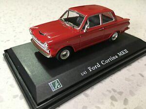 Ford Cortina MK1 diecast model 1/43rd scale