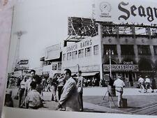 1942 Stauch Baths Boardwalk Coney Island Brooklyn New York City NYC Photo