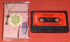 MANIC STREET PREACHERS - UK CASSETTE TAPE - GENERATION TERRORISTS - PAPER LABELS
